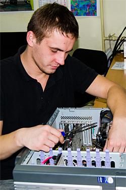 Ремонт компьютеров СПб в Компе