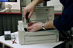 ремонт струйных принтеров СПб